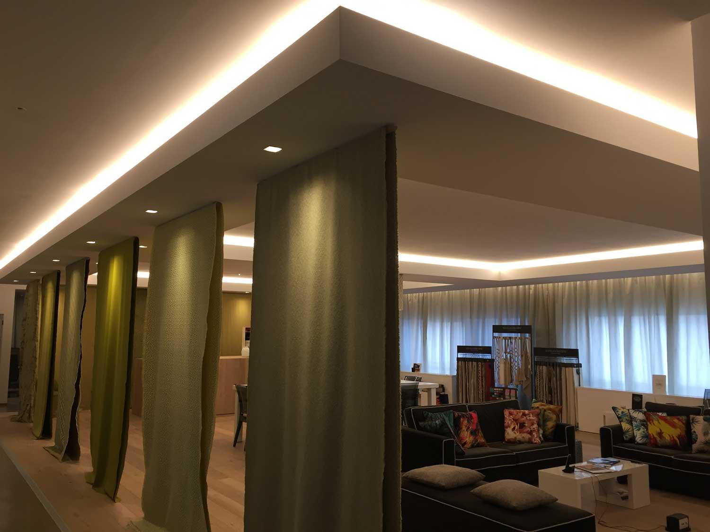 Località: Montespertoli - Firenze Design: Tornabuoni Lighting Studio Prodotti utilizzati: Linea LED 15 - Homely Square