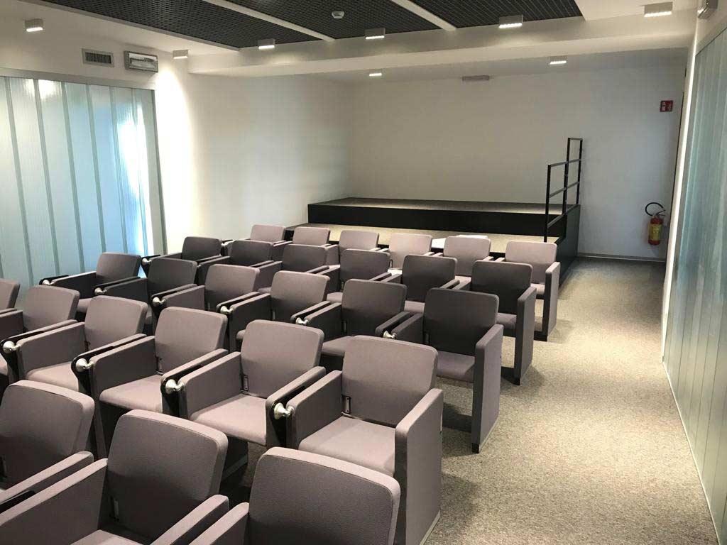 Sala conferenze Mapei Stadium Reggio Emilia