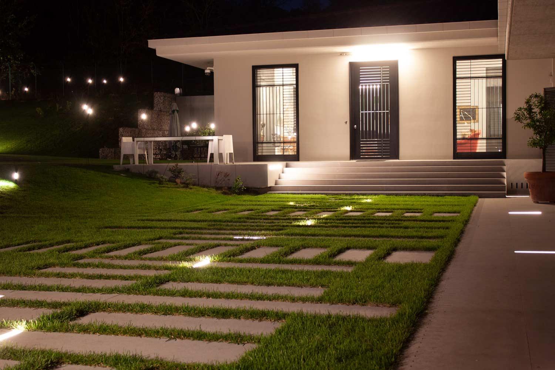 Villa sulla Via Cassia - Roma